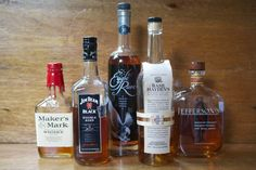 5 Must-Have Bourbons for Beginners | Seattle Whiskey Collective
