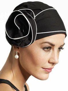 Elegant Head Cap for Chemo – tD2designs