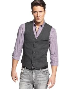 Vest for groomsmen