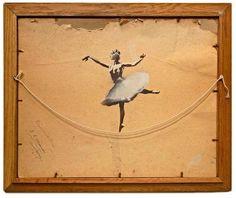 Bansky, Ballerina, 2012.