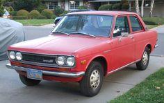 1971 Datsun 510 2-Door