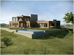 #countryside #house #design #architecture #SZA