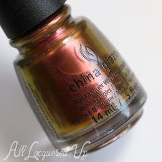 China Glaze Cabin Fever nail polish