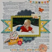 A Project by Diane Payne from our Scrapbooking Gallery originally submitted 08/21/12 at 11:35 PM