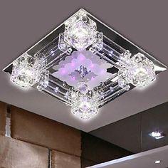 levou+k9+lustre+de+cristal+moderno,+com+4+luzes+220v+–+BRL+R$+457,16