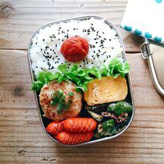 塩麹のとりつくね Bento Recipes, Baby Food Recipes, Healthy Recipes, Bento Box Lunch For Adults, Lunch Box, Plate Lunch, Food Pack, Food Platters, Food Diary