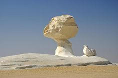 Al Farafra Oasis الفرافرة | White Desert - SkyscraperCity