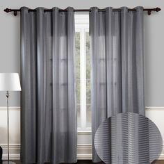 Curtains & Drapes | Wayfair
