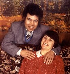 Fred and Rosemary West