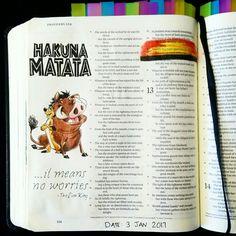 Bev Knaup bible journaling Proverbs 12:25