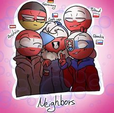 I'm form Poland, and i know them all, it's cute Hetalia, I Go Crazy, Mundo Comic, Cool Poses, History Memes, Human Art, Country Art, Countries Of The World, Wattpad