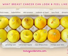 The 1 Photo Going Viral to Help Women Detect Breast Cancer