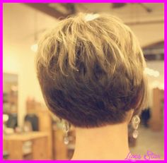 over fifty short hair styles front & back - WOW.com - Image Results