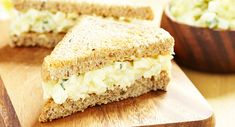 Egg Salad Sandwich Recipe- Learn how to make Egg Salad Sandwich step by step on Times Food. Find all ingredients and method to cook Egg Salad Sandwich along with preparation & cooking time. Egg Mayo Sandwich, Mayonnaise Sandwich, Mayonnaise Recipe, Egg Salad Sandwiches, Sandwich Recipes, Chicken Sandwich, Healthy Egg Recipes, Quick Healthy Meals, Quick Recipes