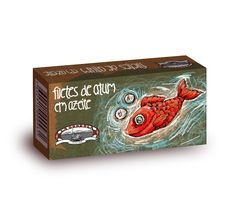 Tuna For Kids on Packaging of the World - Creative Package Design Gallery