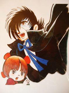Black Jack manga print