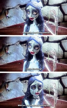 Discover and share the most beautiful images from around the world Corpse Bride Quotes, Corpse Bride Art, Emily Corpse Bride, Tim Burton Corpse Bride, Corpse Bride Tattoo, Estilo Tim Burton, Tim Burton Art, Tim Burton Films, Tim Burton Characters