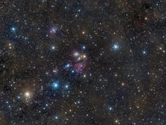 NGC 2170 widefield | Deep Sky Colors - Astrophotography by Rogelio Bernal Andreo