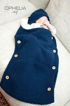 Caldo e pratico sacco nanna per i nostri bimbi.... ottima idea regalo ;)