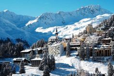 Arosa Switzerland, in the Swiss Alps: A winter wonderland!!!!!