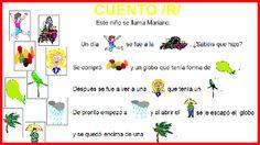 Cuento para uso y generalización de palabras con el fonema /r/ simple
