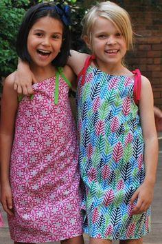 #Ethical Kids wear - Cleo dress #FairTrade