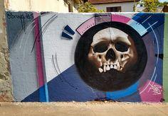 Graffiti feito em Frutal-MG