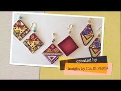 The first collection Insight By Ida Di Palma
