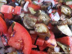 Салат с баклажан десятка