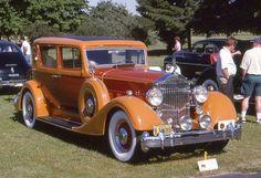 1934 Packard Twelve club sedan http://classic-auto-trader.blogspot.com #classiccars