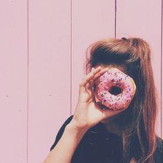 C shaped doughnut