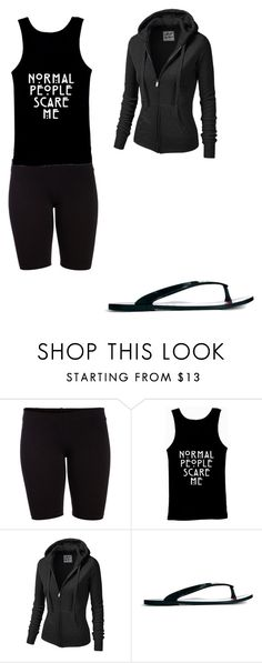 """""""What to Wear After a Coma"""" by kristaprime ❤ liked on Polyvore featuring Pieces, J.TOMSON and Hunter"""