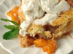 Make and share this Peach Cobbler recipe from Food.com.