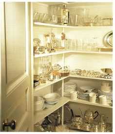 Our House: Butlers Pantry