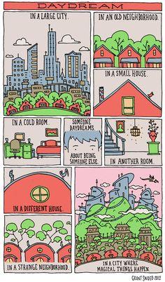 Words and Pictures by Grant Snider