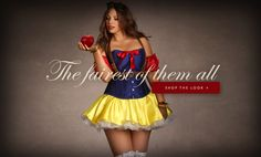 The Fairest Of Them All #snowwhite #princess #halloween #costume #plus #steampunk