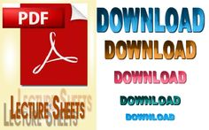 Artistic English: PDF Lecture Sheets This is a place of downloading PDF Lecture sheets on various essential lessons of both English grammar and academic topics. Here, all the lessons are composed in both English language and Bengali language for the betterment of the learners.