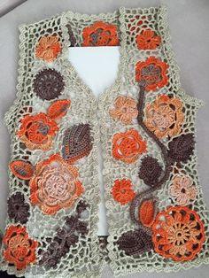 Crochet Hooded Baby Cardigan Making - Sevdiğim Örgüler Crochet Jacket, Crochet Blouse, Knit Crochet, Knitting Designs, Knitting Patterns, Crochet Patterns, Baby Cardigan, Freeform Crochet, Irish Crochet