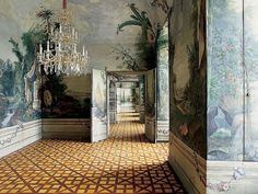 Beautiful enfilade o