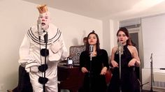 Puddles the Sad Clown & Postmodern Jukebox Perform the Song 'Team' by Lorde As A Piano Ballad