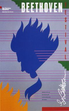 Beethoven Festival, Michael Patrick Cronan, 1984