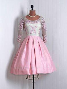 Cocktail Dress, 1950