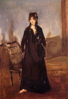 Berthe Morisot - Wikipedia, la enciclopedia libre