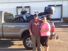 Todd taking home a new TRV for the family! With it a 150 too! Great way to bring the family together Todd! Thanks for choosing Ralph's Motorsports!