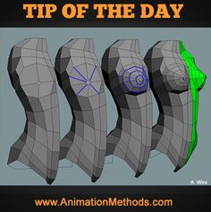 AREA tutorials have free beginners, intermediate & expert online tutorials. Learn all the tips & tricks for using Autodesk Max, Maya, Flame, Maya LT & Stingray. Character Model Sheet, Character Modeling, Character Design, Maya Modeling, Modeling Tips, Zbrush Tutorial, 3d Tutorial, Wireframe, Blender 3d