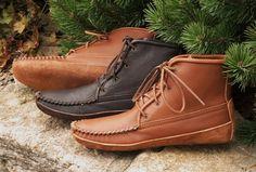 Men's Walking Boots/Canoe Sole
