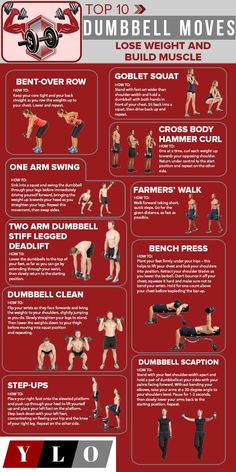 And if you want a quick, beginner-friendly, readymade dumbbell workout you can do right now? And if you want a quick, beginner-friendly, readymade dumbbell workout you can do right now? Dumbbell Workout At Home, Kettlebell Abs, Gym Workout Tips, Weight Training Workouts, At Home Workouts, Home Weight Workout, Weight Exercises, Beginner Workouts At Gym, Workout Plans