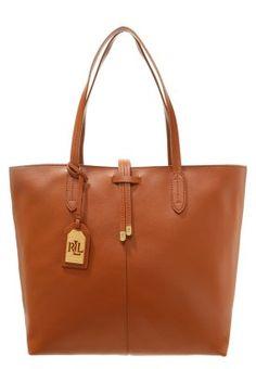 Lauren Ralph Lauren CRAWLEY - Shopping Bag - tan - Zalando.de