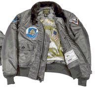 G-1 Flight Satin Jacket w/ Patches on sale now at www.IntraNationaMall.com