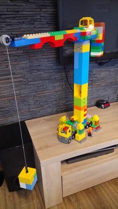 Kinderspiele Lego double crane crane Select Your Style Of Modern Railing Designs Wh Lego Duplo Train, Lego 4, Lego Minecraft, Lego Batman, Minecraft Buildings, Minecraft Skins, Lego Crane, Lego Challenge, Lego Club